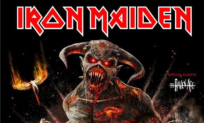 Iron Maiden Biografía y Top 10 Canciones
